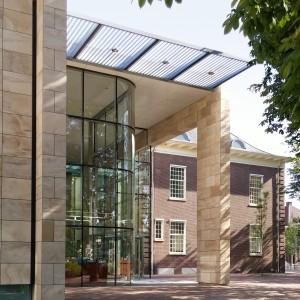 Museum MORE Gorssel - entree museum - Hans van Heeswijk architecten - Foto Jacqueline Knudsen