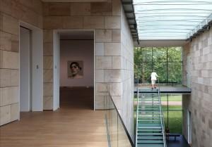 Museum MORE Gorssel - zaal 6 en hal - Hans van Heeswijk architecten - Foto Jacqueline Knudsen