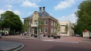 Museum MORE Gorssel - Vanaf de Hoofdstraat domineert het voormalige raadhuis - Hans van Heeswijk architecten - Foto Jacqueline Knudsen