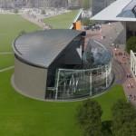 Nieuwe entree Van Gogh Museum