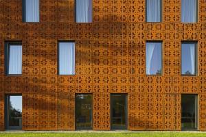 Centrum Kinderhandel-Mensenhandel-KAW-architecten, 2014 Leeuwarden. Foto Gerard van Beek.