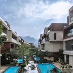 Waterrijk woongebied door NEXT architects