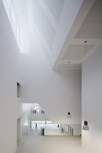 School Nova Electra in Terrassa (2012), ontwerp Joan Pascual & Ramon Ausió arquitectes.