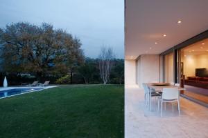 Woonhuis PE,  Les Franqueses del Vallés (2007), ontwerp CPVA arquitectes.