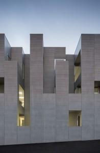 Incube building, Las Palmas de Gran Canaria (2013), ontwerp Romera & Ruiz arquitectos.