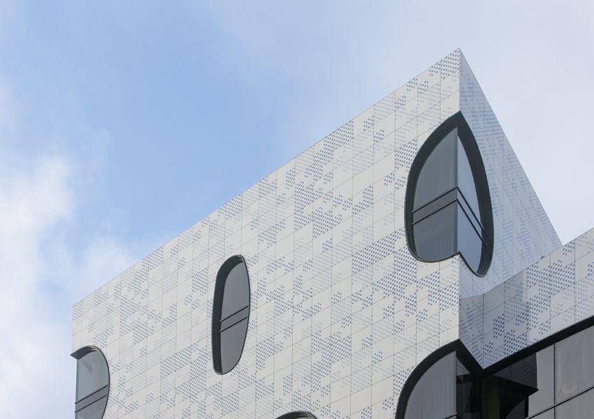 Mosa Tegels Showroom : Architecten showroom amsterdam open
