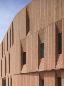 Cultuurhuis Winschoten Door Atelier Pro Architectuur Nl