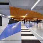Versseput architecten geeft kleur aan parkeergarage
