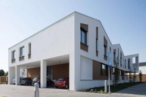 Woonzorgplein Eltheto in Rijssen 2by4 architects, De Roefblok voor gehandicapte ouderen