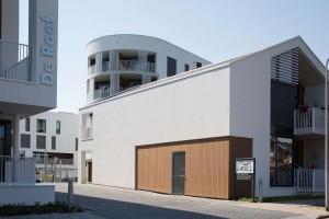 Woonzorgplein Eltheto in Rijssen 2by4 architects - de 4 gebouwen