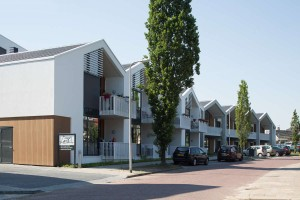 Woonzorgplein Eltheto in Rijssen 2by4 architects - het Landvast zelfstandige seniotewoningen met zorg op afroep