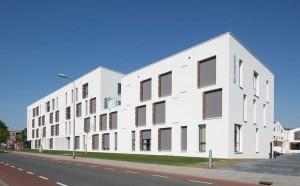 Woonzorgplein Eltheto in Rijssen 2by4 architects - kleinschalig groepswonen verpleeghuis Eltheto