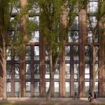 Studentenwoningen in Zwolle door De Zwarte Hond