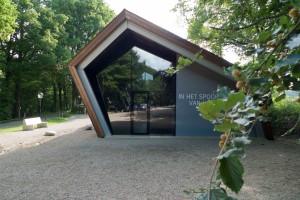 et bezoekerscentrum IJs en Es bij Tubbergen • Foto Jeroen van Westen.