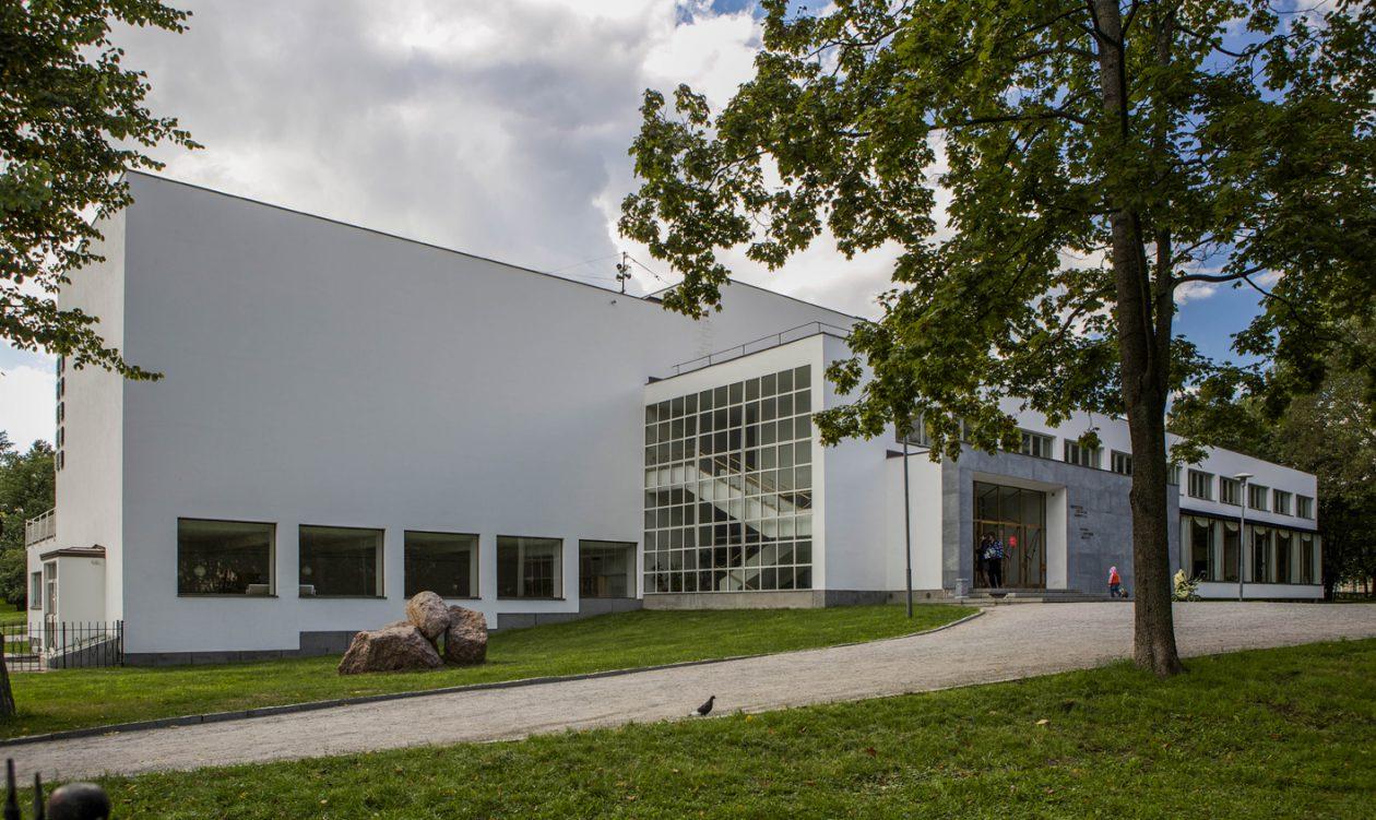 Vyborg bibliotheek Aalto 80 jaar - Architectuur.nl