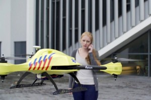 Ambulance Drone van Alec Momont