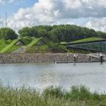 Biesboschmuseum bestaand museum en de nieuwe vleugel