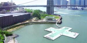 Haalbaarheidsonderzoek Pool in New York via crowdfunding bekostigd