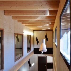 Vide naast multifunctionele ruimte op de verdieping.
