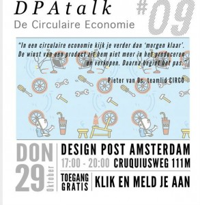 DPA talk Circulaire economie