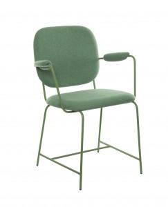 Tube Chair is geïnspireerd op de vorm van oude beeldbuizen