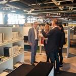DuBo showroom voor architecten