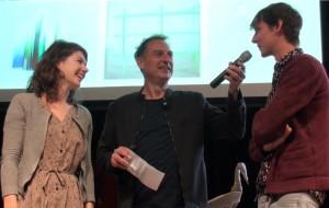 Jetske Visser en Michiel Martens, geinterviewd door Jeroen Junte