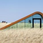 Kustwerk Katwijk wint RAP architectuurprijs
