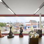 Lichtoplossing door Trilux in e Klinker Winschoten