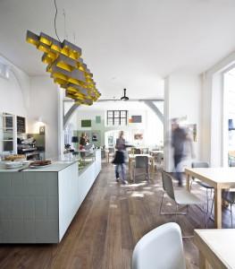 Overtreders W - Museumrestaurant van het Dolhuys in Haarlem Foto Jorn van Eck