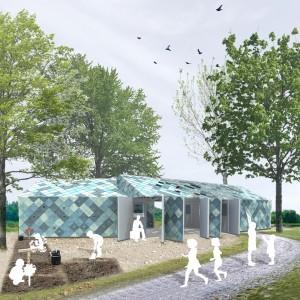 Overtreders W - Plastic Paviljoen Noorderpark Amsterdam