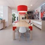 interieur Rode Kruisgebouw Eindhoven door van aken architecten