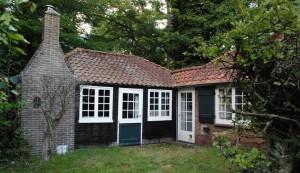 Huisje de Vries, de hut van Mondriaan