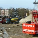 Expositie Amsterdam bouwt en graaft