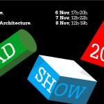 Graduation show Academie vann Bouwkunst Amsterdam