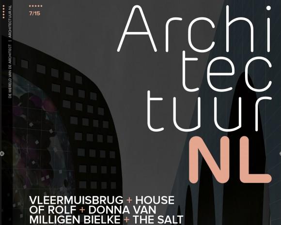 ArchitectuurNL 07 2015