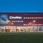 Cinemec Utrecht door DP6 architecten