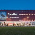 Cinemec Utrecht door DP6 architecten