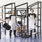 Diefabriek Geert Snijders en Martin Honings