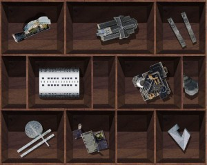 1 Donna van Milligen Bielke - Cabinet of Curiosities - concept rariteiten rotterdam