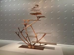 Joris Laarman Bone Furniture. Foto Jacqueline Knudsen