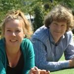 Nadine Roos en Bart Cardinaal HUNK design