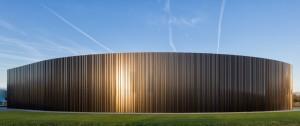 Bedrijfsgebouw van Jacobs Elektro Groep, ontworpen door Oomen Architecten in Breda