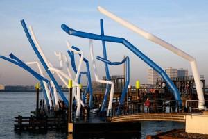 Aqua Dock drijvend bouwen