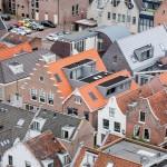 Nieuw dwarsschip Transformatie winkelpand IJsselstein WAS architectuur
