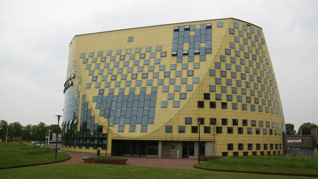 Hardenberg Nl gemeentehuis hardenberg lelijkste gebouw nederland architectuur nl