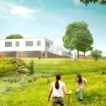 2DVW Architecten + LapLab respecteert water