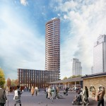 Amstel Tower ontworpen door Powerhouse Company