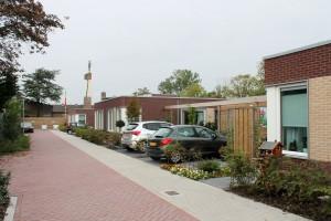 De eerste tien vrije sector ApparterrA's zijn gerealiseerd aan de Mandersgarde in Heemskerk