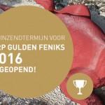Inschrijven Gulden Feniks 2016